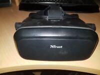 "Virtual Reality Headset ""Trust URBAN"" Glasses for Smart Phone"