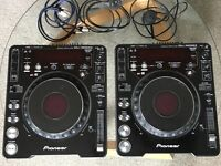 Pioneer CDJ 1000mk3 / cdj 1000 mk3 (pair)
