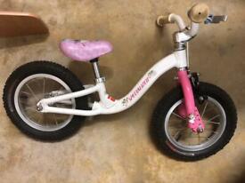 Specialized hot walk balance bike