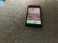 IPhone 5s Grey unlocked 16gig