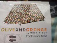 Olive&Orange 2 man tent