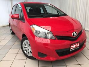 2014 Toyota Yaris LE just 15,498km !!