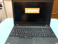 Lenovo ThinkPad P50 Xeon E3 V5 Quad Core 2.80 GHz 512GB SSD NVMe 32GB Ram
