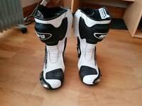 Size 8 motorbike boots