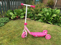 Hello Kitty Scooter & Accessories
