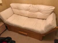 Sofa / guest bed - North Common, Bristol