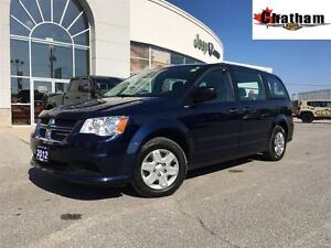 2012 Dodge Grand Caravan ***LOW KMS***GOLD PLAN***