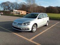 VW Passat 1.6 estate fsh mot one owner