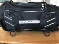 Givi Motorcycle soft luggage bag with D ring fitting system