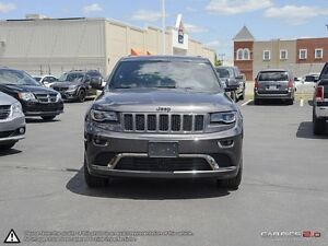 2015 Jeep Grand Cherokee OVERLAND | DIESEL | 4X4 | FULLY LOADED  Cambridge Kitchener Area image 2