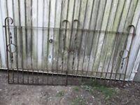 double iron gate