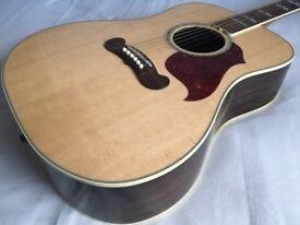 Gibson Acoustic Songwriter Deluxe Studio (Internal Mic Pickup)