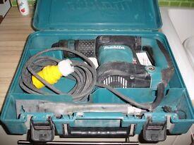 MAKITA HK1820 POWER SCRAPER (110V) WITH 2 CHISEL BITS