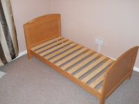 Ikea cot bed for sale