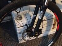 Voodoo mountain bike for sale £400
