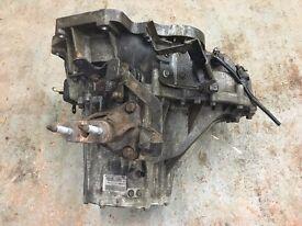 LDV MAXUS 2005-2009 5-speed Gearbox 532000036