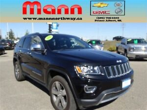 2016 Jeep Grand Cherokee Limited |  4x4, Nav, Leather, Alloys.