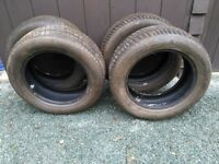 Hankook Winter Tyres. 235/55R17 i*cept evo. M+S (mud and Snow) tyres