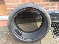 Tyre 255/55/18