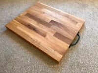 Solid Oak chopping boards - Christmas gift idea