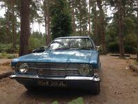 Ford Cortina , estate mk3 2l ohc 5 speed