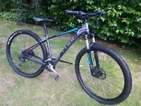 Cube analog 29er mountain bike/like specialized /kona