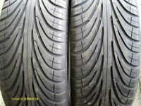 4 tyres for sale 215/45ZR 17 91W