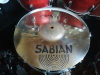 "Sabian AAX X-plosion crash 14"" - Please see description"