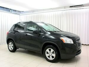 2016 Chevrolet Trax HURRY!! DON'T MISS OUT!! LT AWD SUV w/ BLUET
