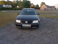 VW BORA LOW MILAGE FSH NEW CLUTCH