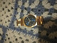 Michael Kors gold mens watch