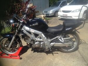 '03 SV 650 Buy, swap or parts Bundall Gold Coast City Preview