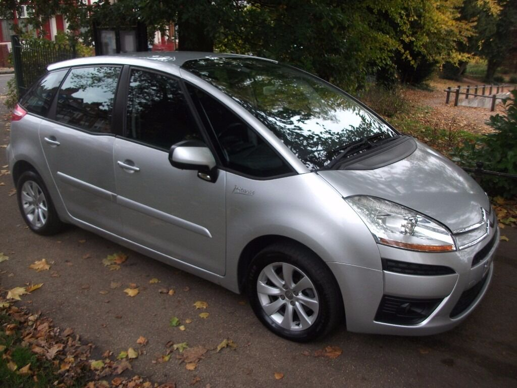 Citroen C4 Picasso 1.6 HDi VTR+ 5dr£2,950 NEW SHAPE PIC COMING SOON 2008 (08 reg), MPV 01162149247