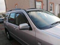 Honda, CR-V, Estate, 2003, Manual, 1998 (cc), 5 doors