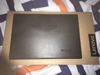 """Lenovo Ideapad 110, 15.6"""", black"""