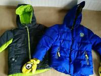 Boys coats for 6-7 years old