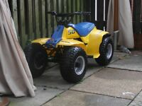 SUZUKI LT50 QUAD/LT80 QUAD WANTED