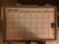 Calendar Board for Sale