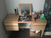 IKEA Ransby Dressing Table Beech