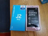 Samsung Galaxy J2 PR0 16GB 2018 pink Dual Sim Unlocked smartphone