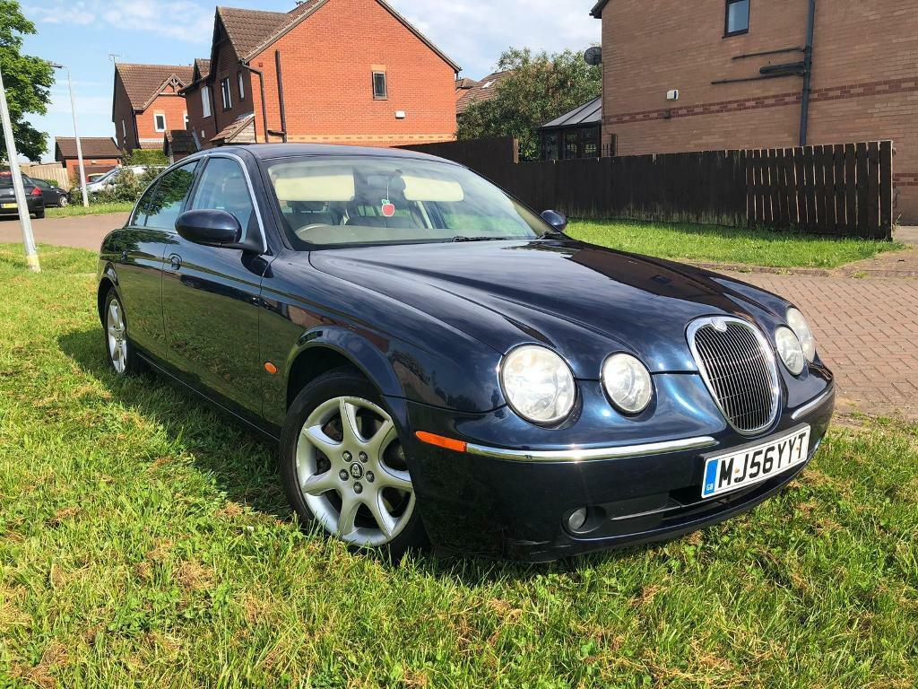 2007 Jaguar S-type 2.7 diesel auto FSH, Low miles, 1Yr Mot ...