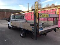 FORD TRANSIT DROPSIDE T350 LWB 2011REG,WITH TAIL LIFT FOR SALE