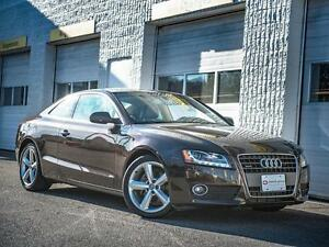 2012 Audi A5 2.0T Premium Navigation & Technology