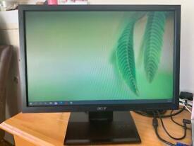 """Acer V193WV 19"""" LCD Monitor"""