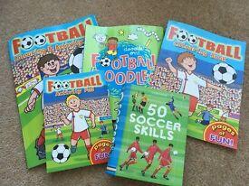 Children's football books