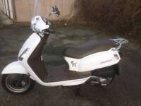 Sym fiddle 2 125 scooter