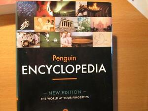 ENCYCLOPEDIA by Penguin,  brand new