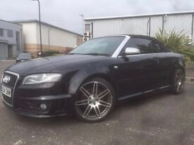Audi RS4 Replica Convertible BodyKit Conversion (not rs3,rs4,rs5,s3,s4,s5)