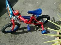 Boys bike 5 to 8