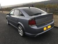 VAUXHALL VECTRA SRI EXCELLENT ON FUEL AND WELL EQUIPPED. FULL EXTERIOR PACK 1.9 150bhp 2006